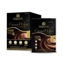 Cacao Whey - 15 Saches 30g - Essential Nutrition