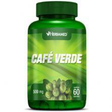 Cafe Verde 500mg 60 Cápsulas - Herbamed