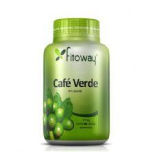 Café Verde - 60 Cápsulas - Fitoway