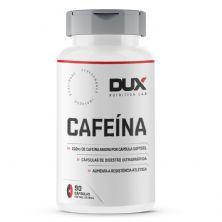 Cafeína -  90 Cápsulas Softgel - Dux Nutrition