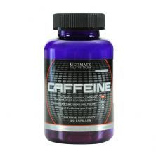 Caffeine 210mg - 120 Cápsulas - Ultimate Nutrition