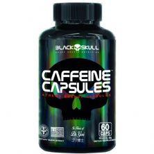 Caffeine Capsules - 60 Cápsulas - Black Skull*** Data Venc. 30/08/2021