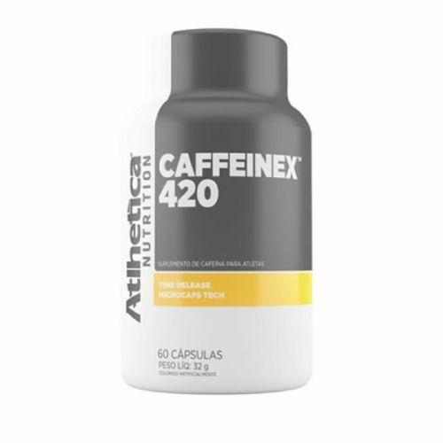 Caffeinex 420 - 60 Cápsulas - Atlhetica Nutrition no Atacado