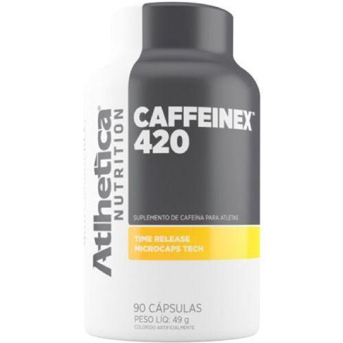 Caffeinex 420 - 90 Cápsulas - Atlhetica Nutrition no Atacado