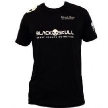 Camiseta Dry Fit - Preta Tamanho M - Black Skull