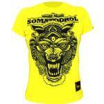 Camiseta Masculina - Somatodrol Amarelo G - Iridium Labs