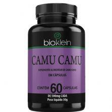 Camu Camu - 60 Cápsulas - Bioklein