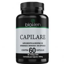 Capilare - 60 Cápsulas - Bioklein