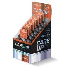 Carb Up Gel Black - 10 Sachês 30g Laranja - Probiótica