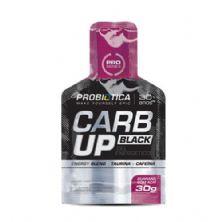 Carb Up Gel Black - Guaraná com Açai 1 sachês - Probiótica