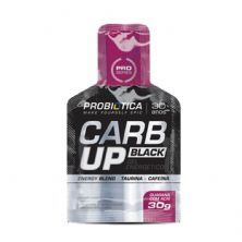 Carb Up Gel Black - Guaraná com Açai 1 sachês - Probiótica
