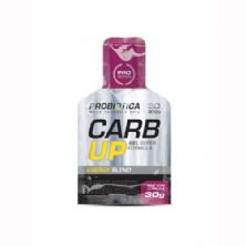 Carb Up Gel Super Fórmula Açai com Guarana 1 sachê de 30g - Probiótica