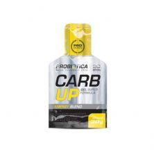 Carb UP Gel Super Fórmula - Banana 1 sachês - Probiótica