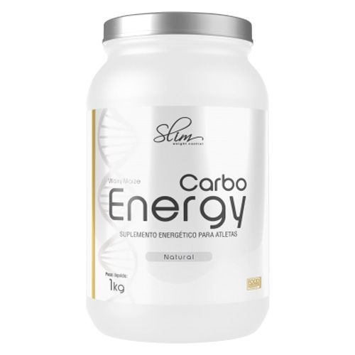 Carbo Energy - 1000g Natural - Slim Weight Control