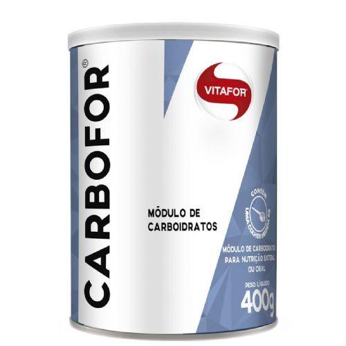 Carbofor - 400g  Sem Sabor - Vitafor no Atacado