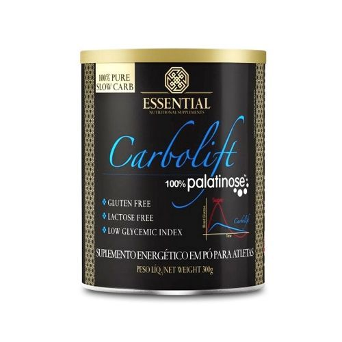 Carbolift 100% palatinose  - 300g - Essential Nutrition