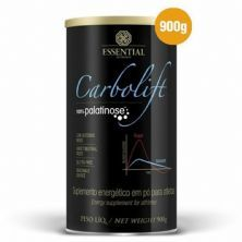 Carbolift 100% Palatinose - 900g - Essential Nutrition