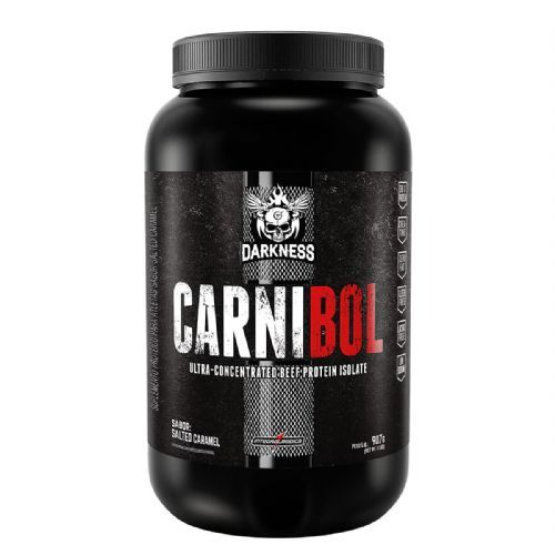 Carnibol - 907g Salted Caramel - IntegralMédica no Atacado