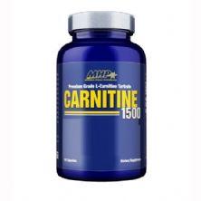 Carnitine 1500 - 120 Cápsulas - MHP
