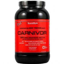 Carnivor - 924g Chocolate Peanut Butter - Musclemeds