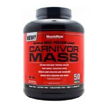 Carnivor Mass - 2534g Baunilha - MuscleMeds