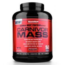 Carnivor Mass - 2590g Chocolate - MuscleMeds