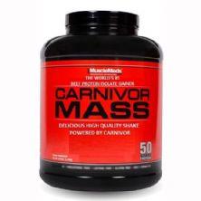 Carnivor Mass - 2710g Morango - MuscleMeds