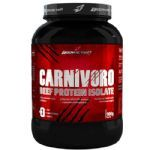 Carnivoro Beef Protein Isolate - 900g Sabor Chocolate - BodyAction