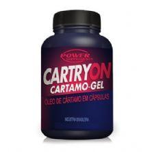 Cartryon Óleo de Cartamo - 100 Cápsulas - Power Supplements
