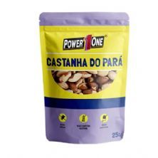 Castanha do Pará - 25g - Power One