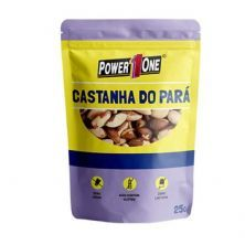 Castanha do Pará - 25g - Power One*** Data Venc. 17/03/2020