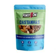 Castanhas - 25g - Power One