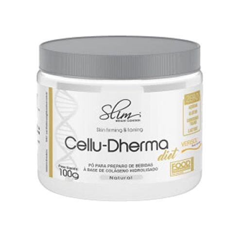 Cellu-Dherma - 100g Natural - Slim Weight Control*** Data Venc. 30/07/2019