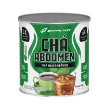 Chá Abdomen Instantâneo - 140g Hibisco, Guaraná, Capim Limão e Carqueja - BodyAction