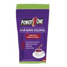 Chá Mate Solúvel - 100g - Power One