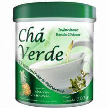Chá Verde - 200g Abacaxi com Hortelã - New Millen