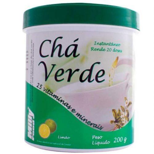 Chá Verde - 200g Limão - New Millen no Atacado