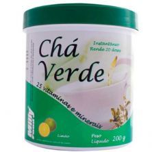 Chá Verde - 200g Limão - New Millen