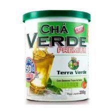 Chá Verde Premium - 200g Laranja - Terra Verde