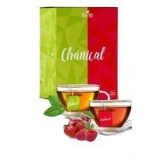 Chánical Chá Emagrecedor - 60 Sachês Hortelã e Frutas Vermelhas  - Tea Fit