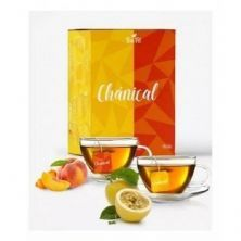 Chánical Chá Emagrecedor - 60 Sachês Maracujá e  Pêssego - Tea Fit
