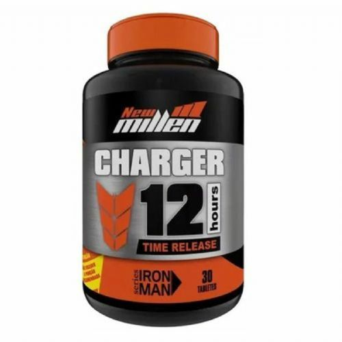 Charger 12 Hours - 30 tabletes - New Millen no Atacado