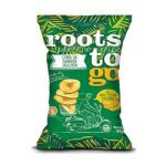 Chips De Banana Salgada Roots To Go 45g