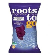 Chips De Batata Doce Roxa Roots To Go 45g
