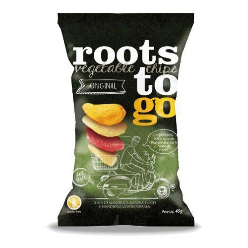 Chips Original Mix De Raízes Roots To Go 45g