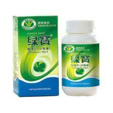 Chlorella - 360 Tabletes - Green Gem