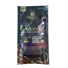 ChocoKi - 1 Sachê 10g Chocolate - Essential Nutrition