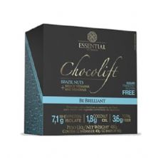 ChocoLift - 12 Barras 40g Brazil Nuts - Essential Nutrition