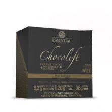ChocoLift - 12 Barra 480g - Essential Nutrition