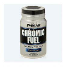 CHROMIC FUEL - 100 Cápsulas - Twinlab